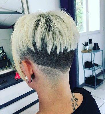 20180207055010 in 2020  short hair styles bleach