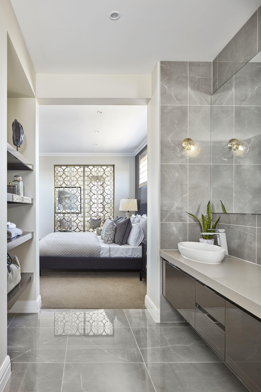 Bedroom With Bathroom: Decoration Bathroom In Bedroom. Ebeveyn Banyosu. Yatak