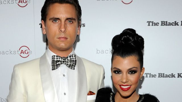 Scott Disick Wishes Kourtney Kardashian a Happy Birthday With Steamy Make-Out Pic