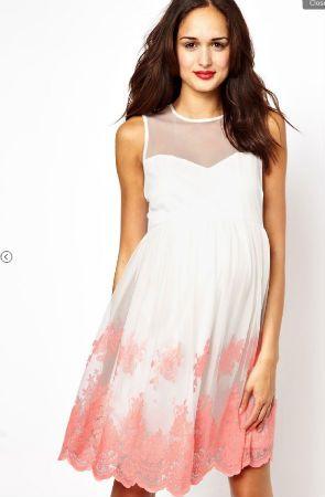 Vestidos de novia para embarazadas   Pregnancy, Maternity styles and ...