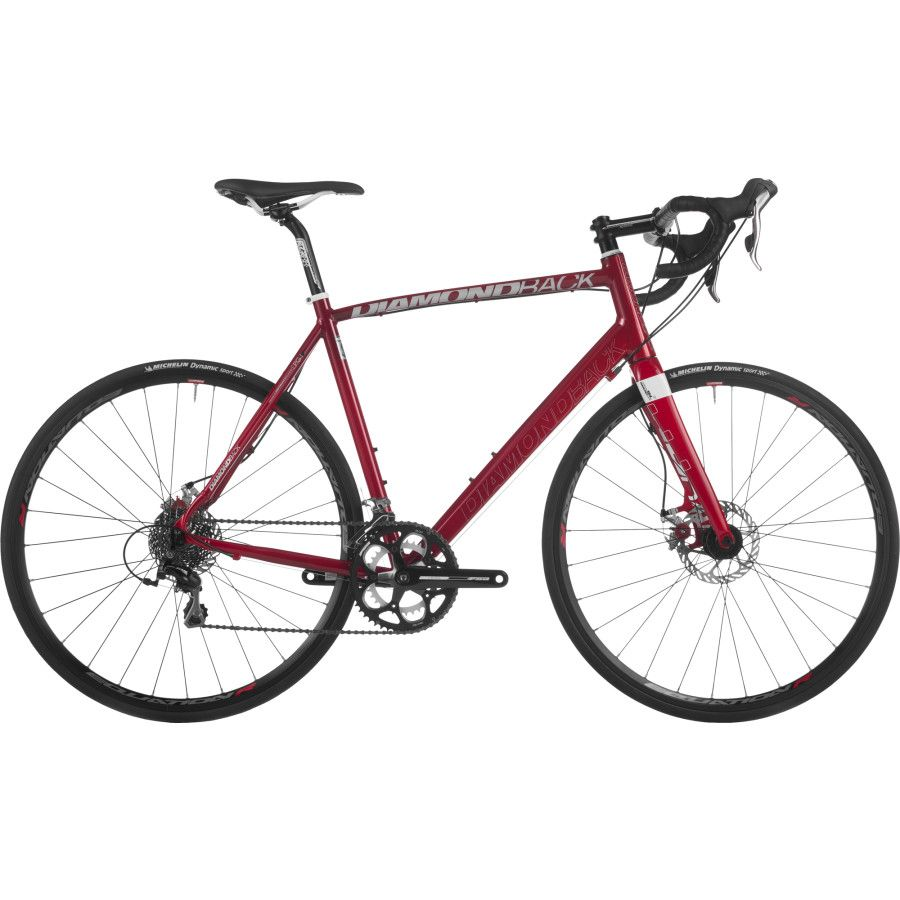 Diamondback Century Disc Road Bike 105 Aluminum Sale 899