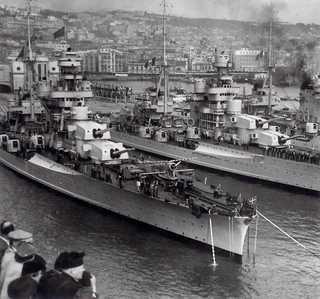 Resultado de imagen para heavy cruiser pola