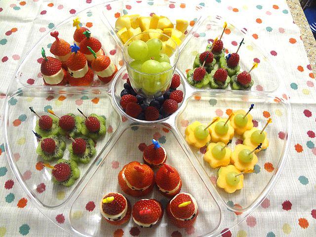 ideas para menu fiesta de cumpleaos adultos
