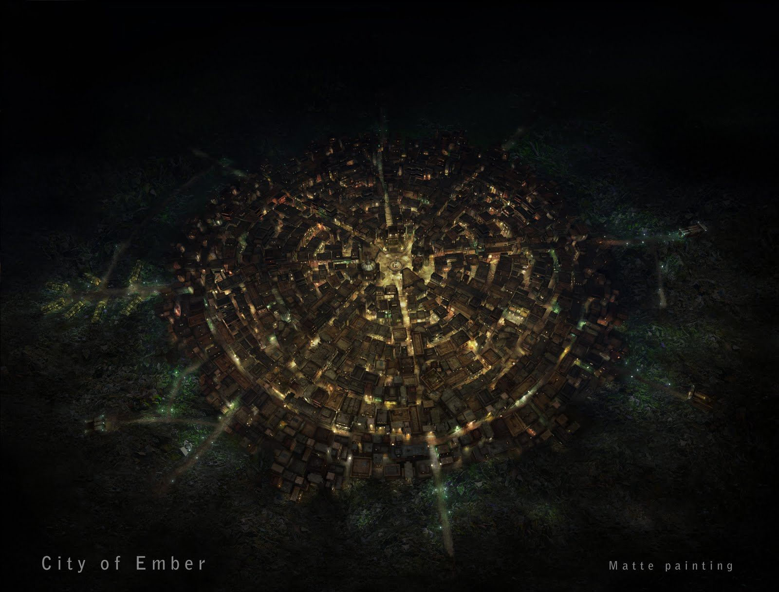 underground city of ember google search subterian