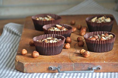 La tana del coniglio: Brownies alla Nutella