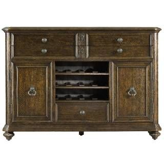 Check out the Stanley Furniture 208 Rustica Dining Cabinet