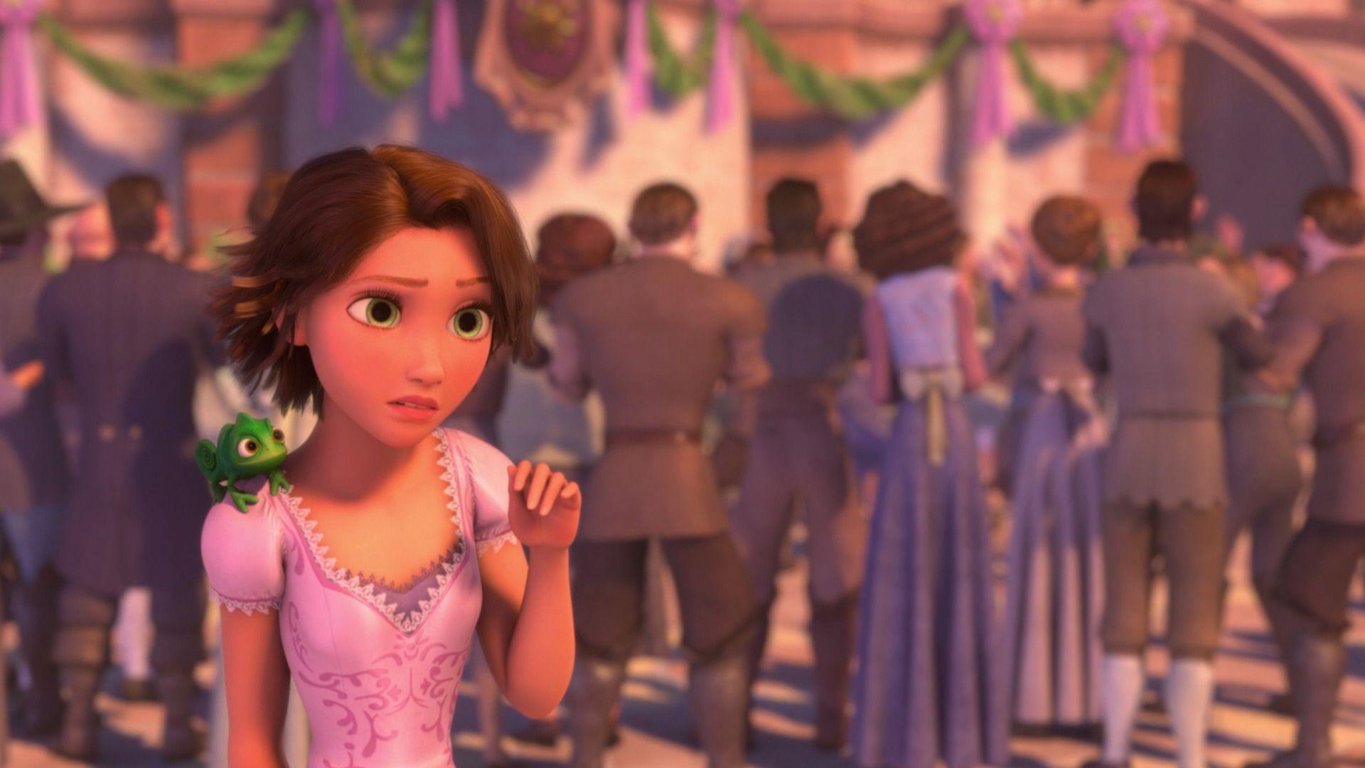Rapunzel Of Disney S Tangled Photo Princess Rapunzel Ending Princess Rapunzel Disney Tangled Princess