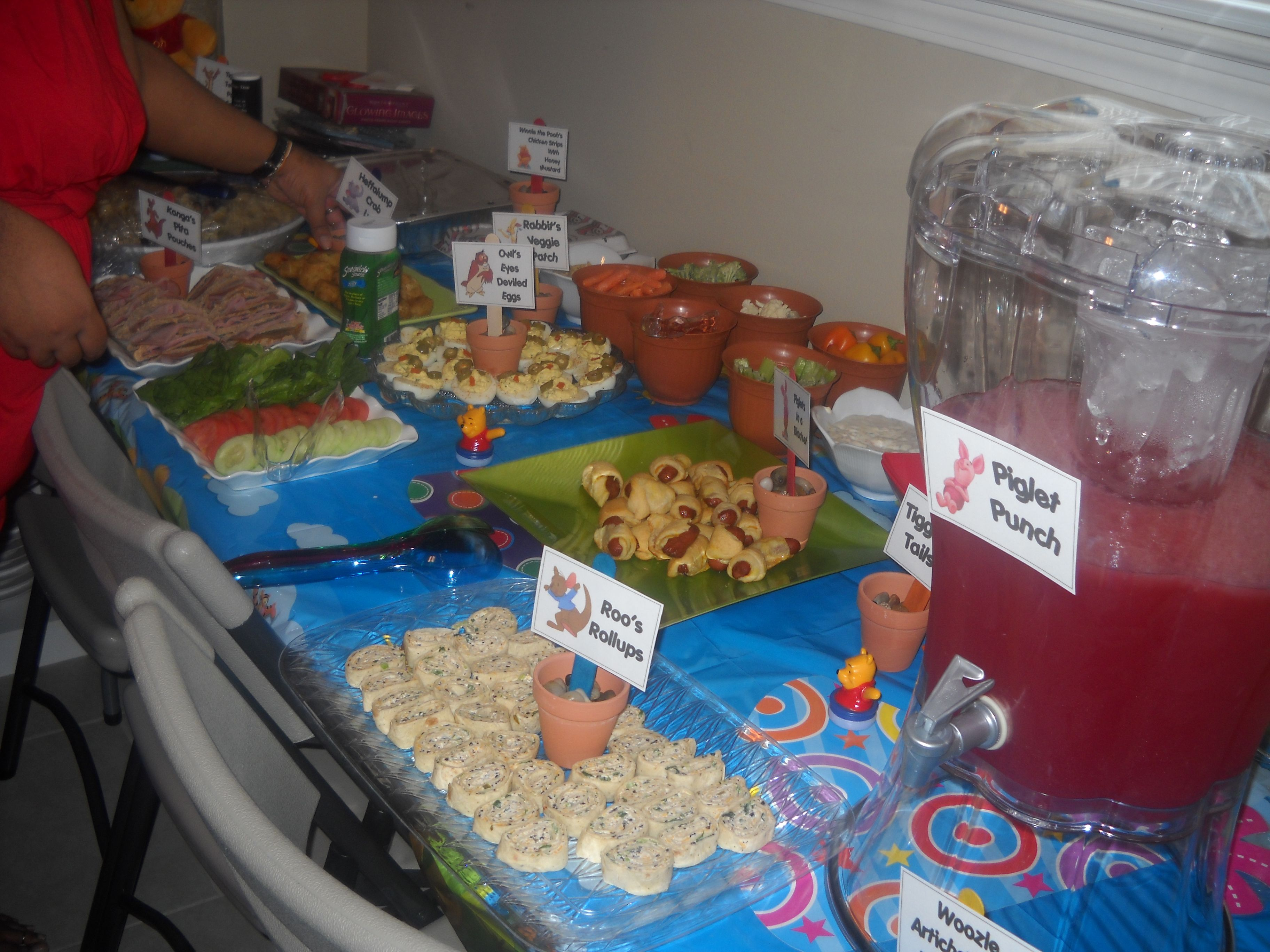 Pin By Jackie May On Winnie The Pooh Birthday Baby Shower