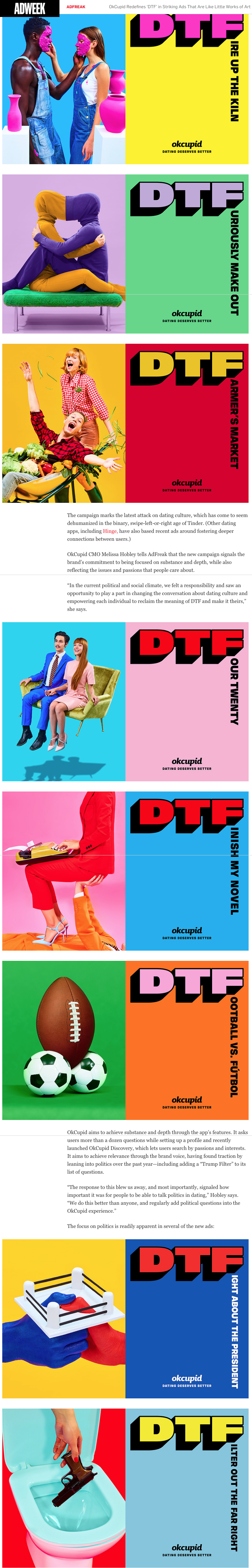 what is dtf in dating