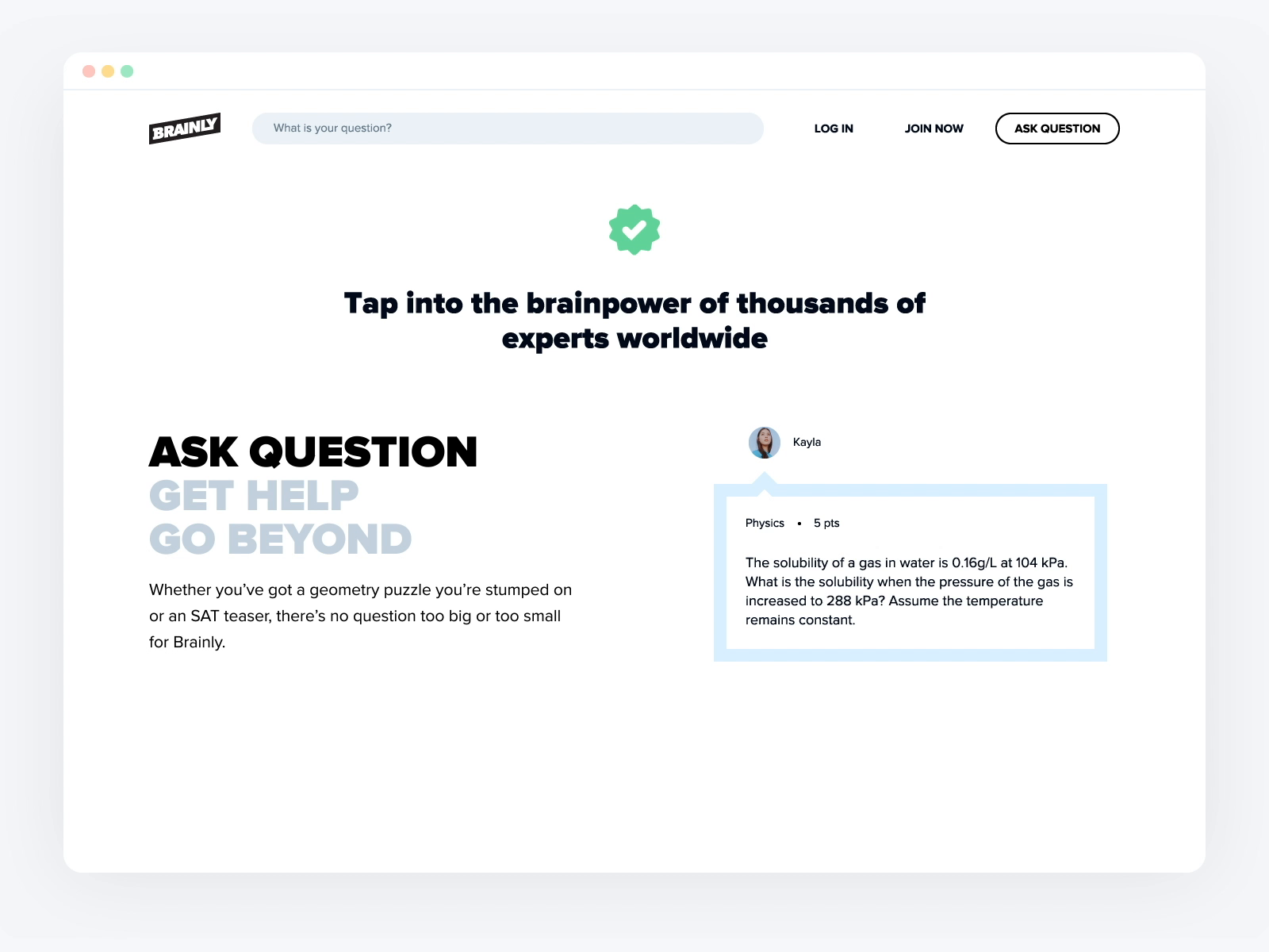 Brainly Desktop Homepage Question Answer Section By Brainly Design In 2020 This Or That Questions Homepage Answers