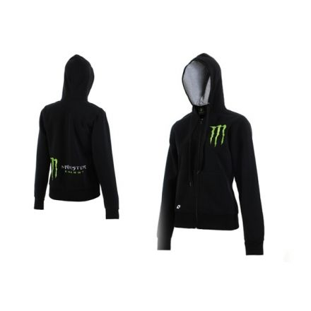 monster energy women 39 s hoody pullover df0237 clothes. Black Bedroom Furniture Sets. Home Design Ideas