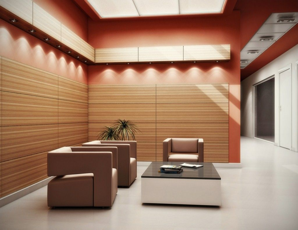 Zebrawood Wood Wall Panels | receptionist wall | Pinterest | Wood ... for Office Wooden Wall Panelling Designs  103wja
