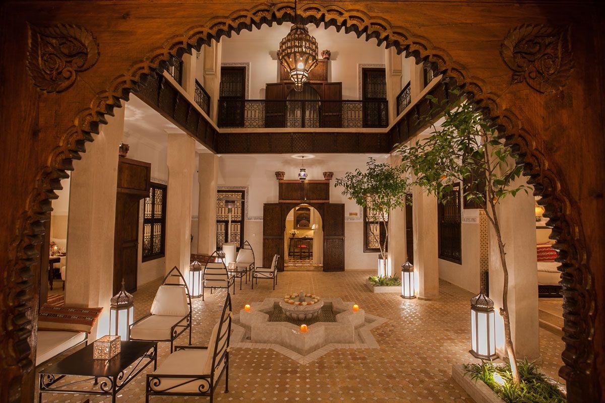 Riad le clos des arts hotel in Morocco Morocco
