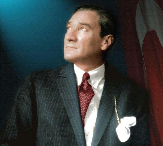 أناستازيا ليشكو Adli Kullanicinin Mustafa Kemal Ataturk مصطفى كمال أتاتورك Panosundaki Pin Portre Tarihci Tablolar