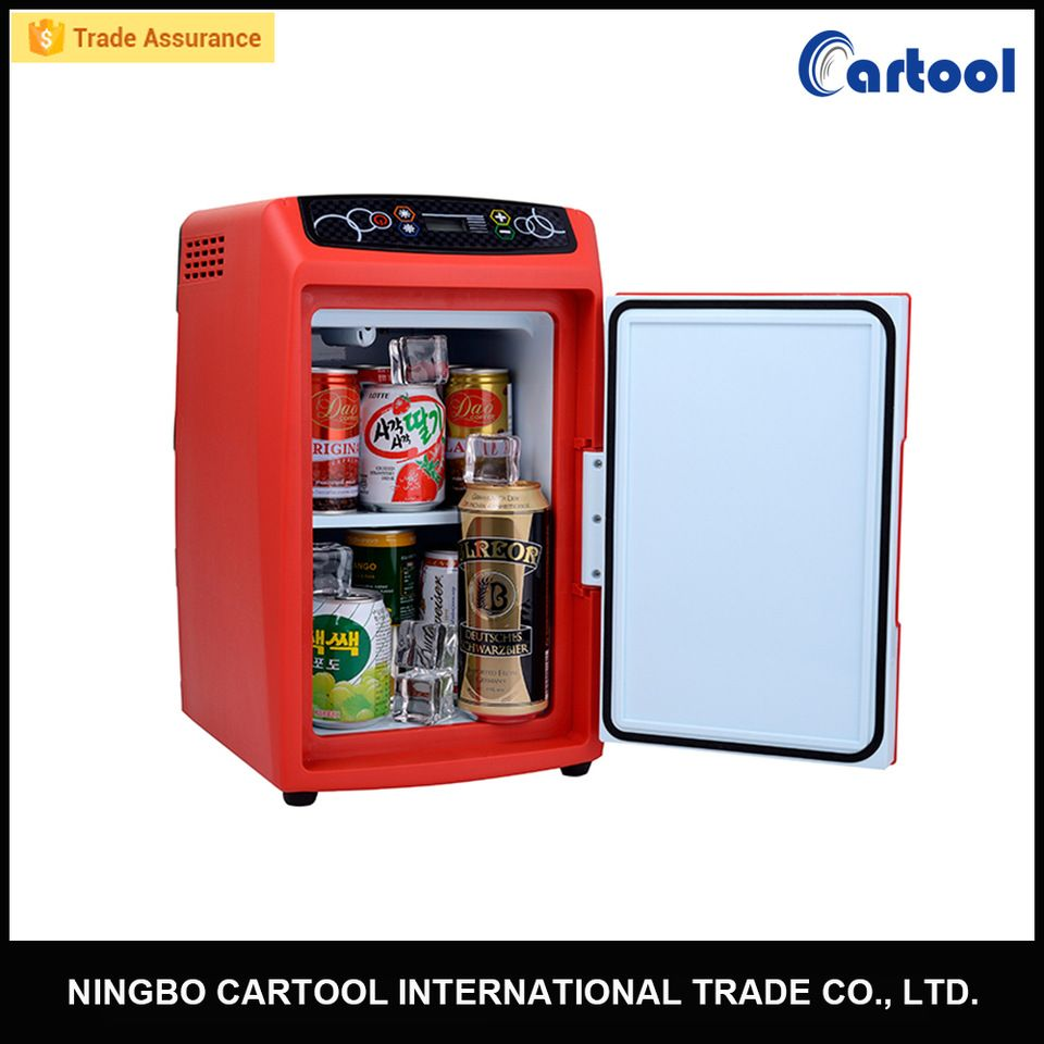 Small Portable Fridge 12l Battery Operated Mini Refrigerator Dc 12v Car Portable Fridge