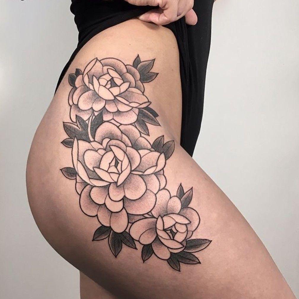 Pin by Erica Ingram on tattoos Tattoos for women flowers