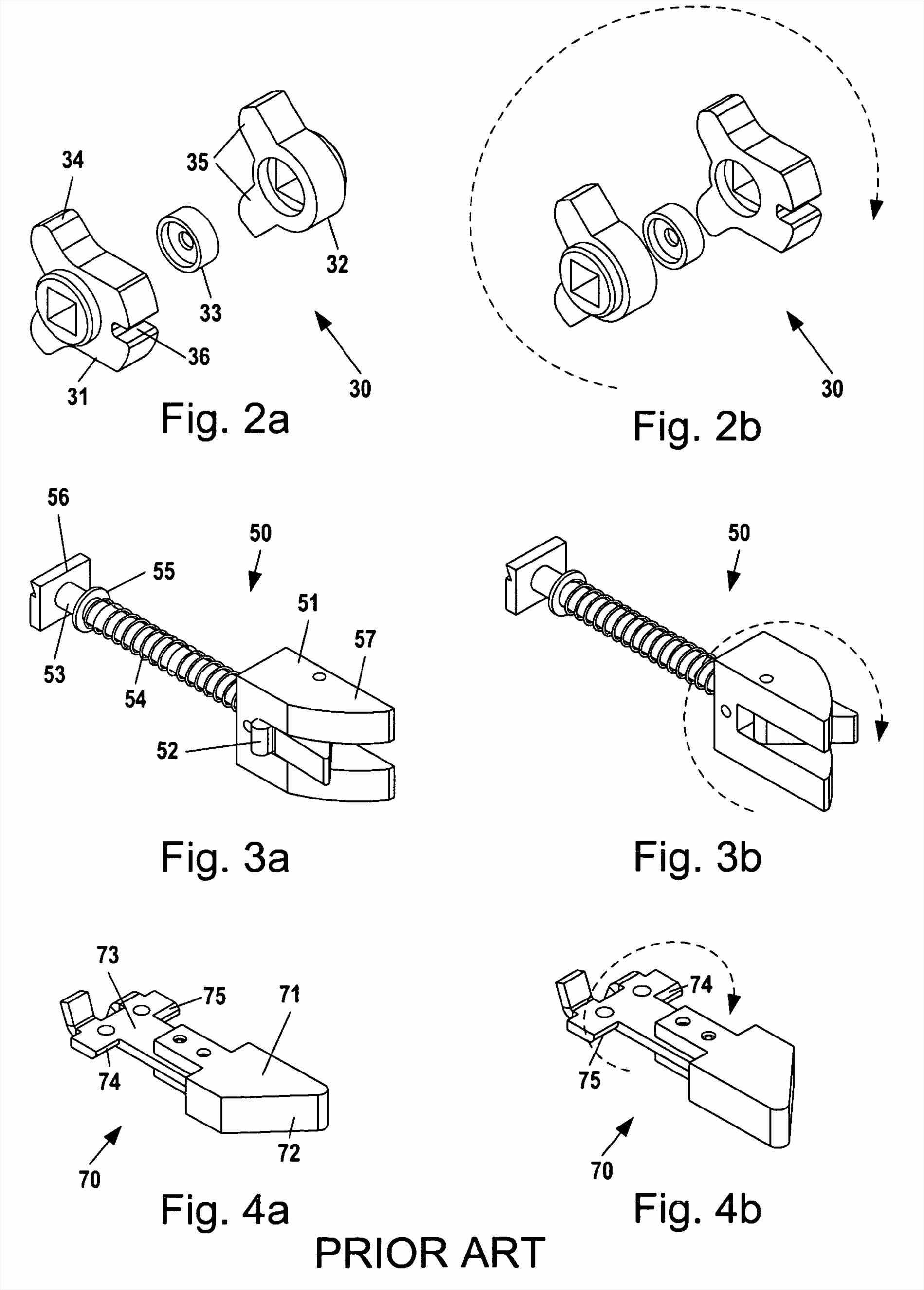 Door Latch Parts Terminology