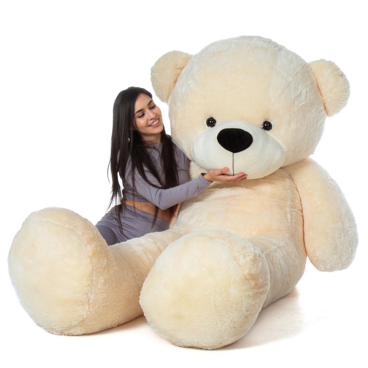 Pin By Emmapena On Quick Saves In 2021 Giant Teddy Bear Giant Teddy Big Teddy [ 1280 x 1280 Pixel ]