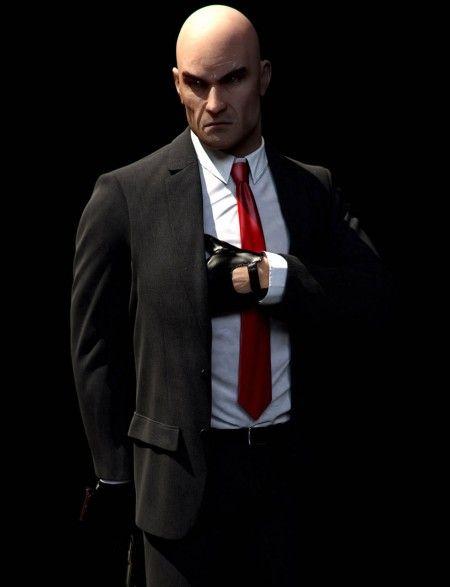 Hitman Agent 47 Black Suit Hitman Agent 47 Agent 47