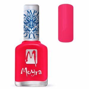 COMING SOON Moyra Stamping Nail Polish- No. 20 (Neon Pink)