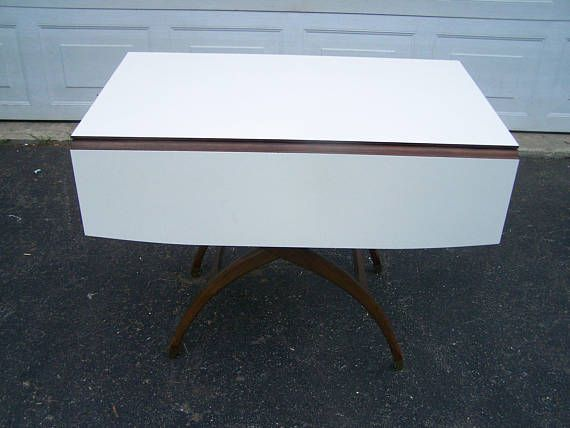 Beautiful Danish Style Conversion Table For Kitchen Or Dining Room Converts To Coffee