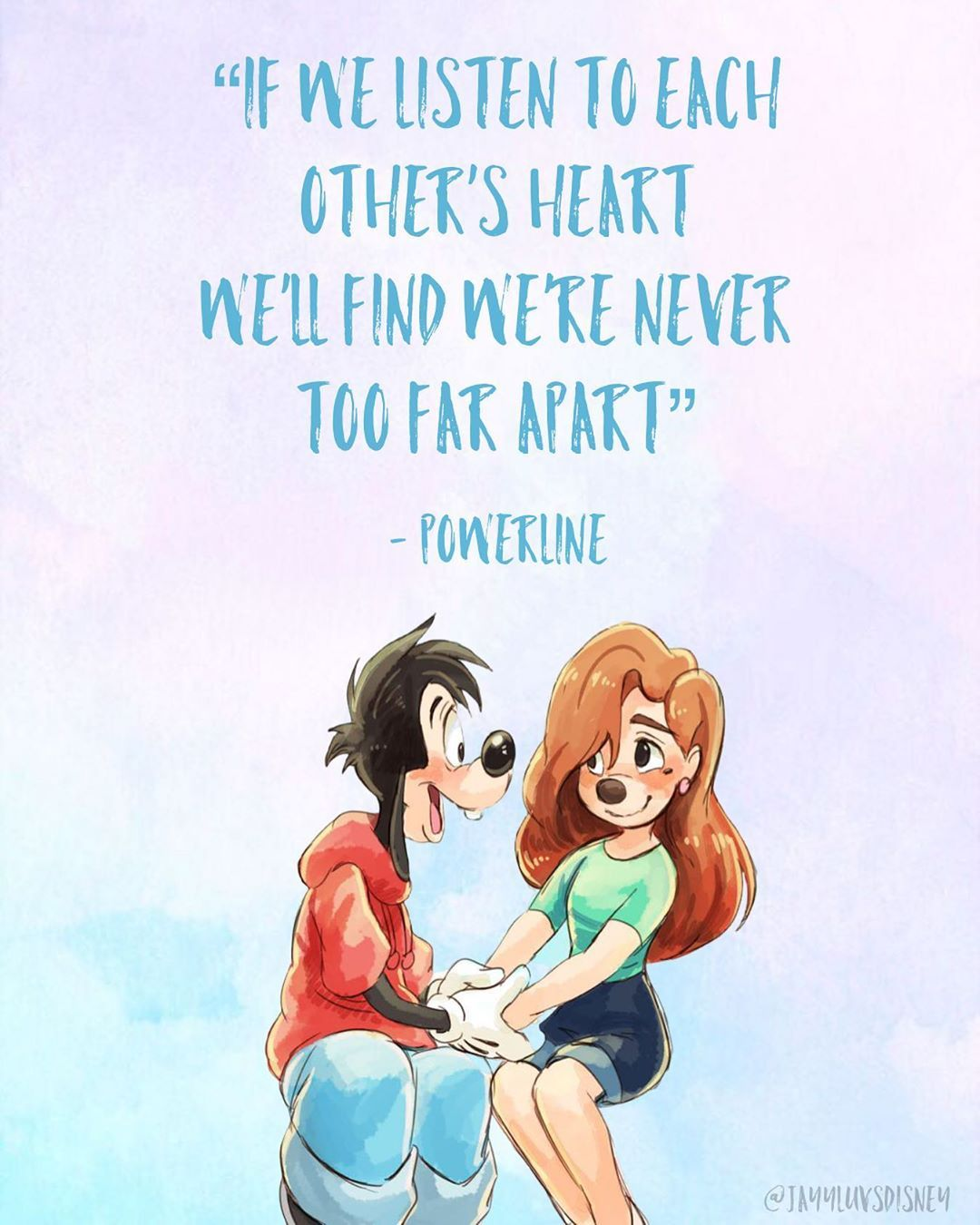 Jayy On Instagram Quote Of The Day Disneyquotes Disneyquote Disney Toystory Agoofymovie In 2020 Goofy Movie Cute Disney Wallpaper Max And Roxanne