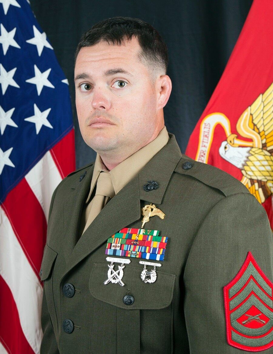 FOX NEWS Marine killed in Iraq over summer died from