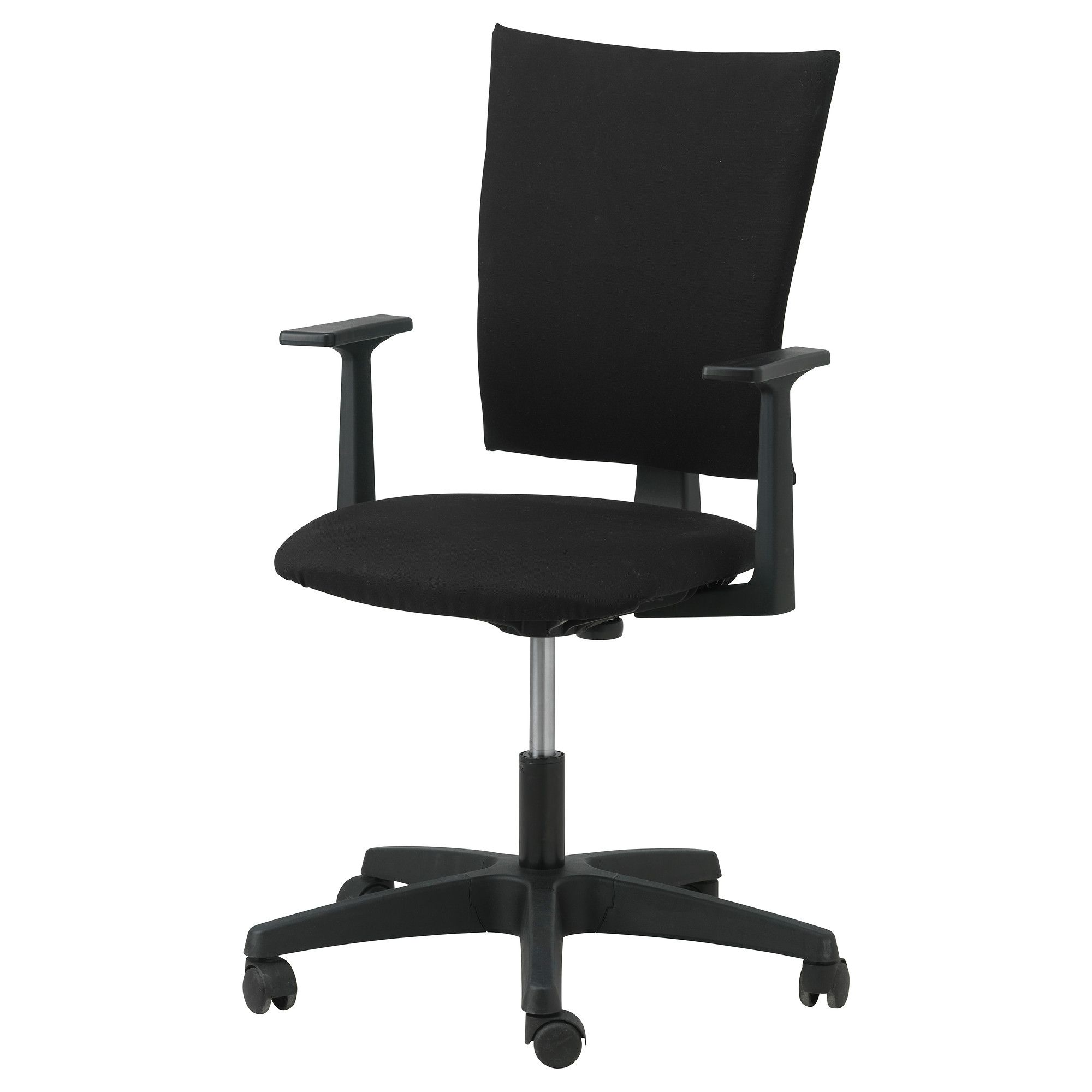 Cute Swivel Chair Klemens Swivel Chair Alme Black Ikea Home Office Silla
