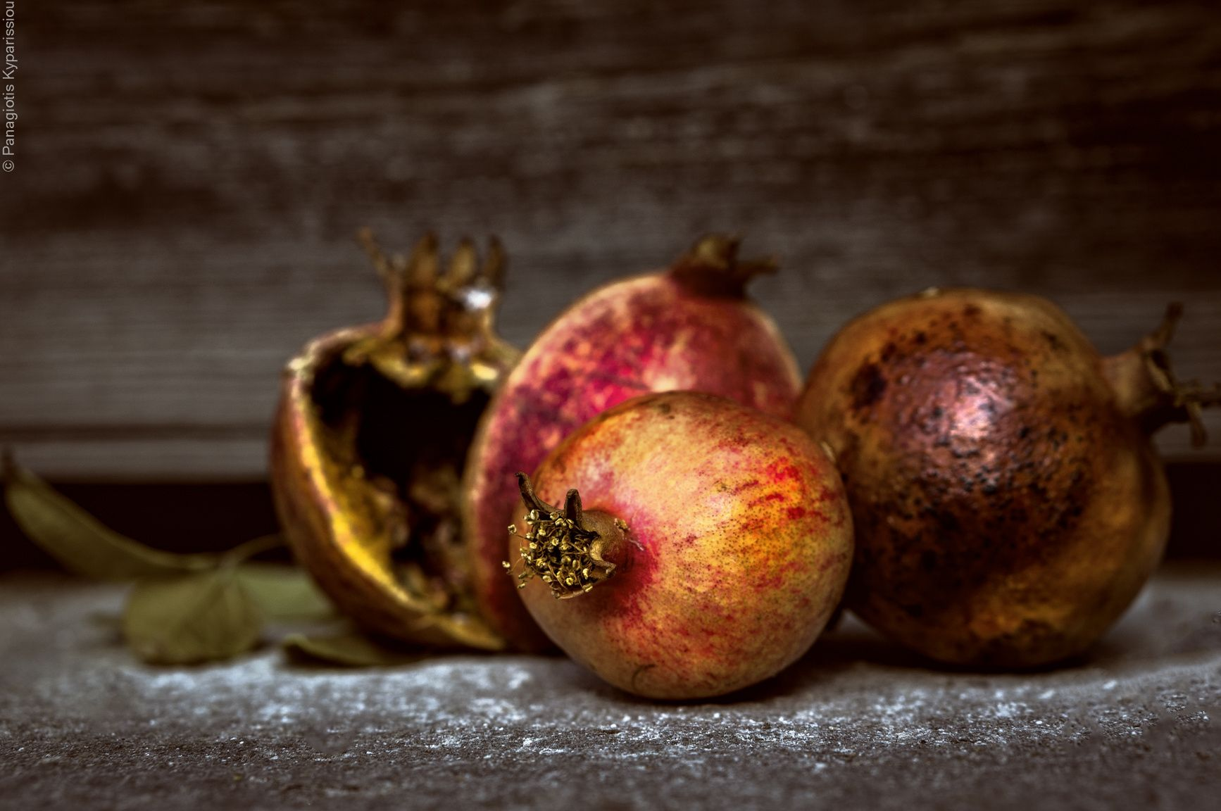 Pomegranate - null