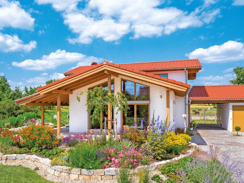 Haus Kiefersee Holzhaus Haus Haus Bauen