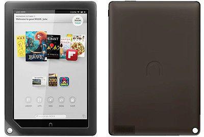 Barnes Noble Nook Hd Full Hd Ips Display Wifi Tablet 16gb Slate