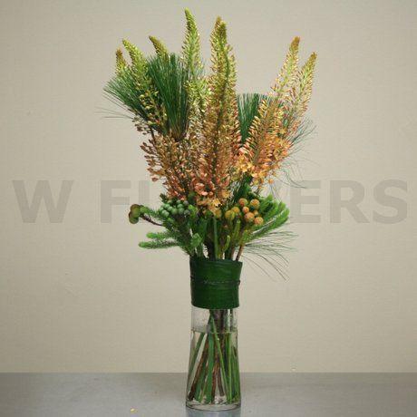 Charming Corporate Tall Flower Arrangements | Flowers Product: Tall Modern Vase  Arrangement