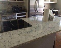 Lg Viatera Rococo Quartz It Looks Very Much Like Marble