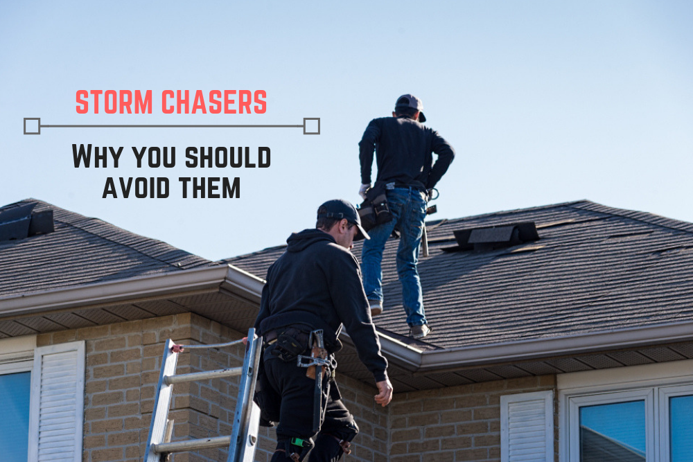 Problems You May Face With Storm Chasers For Roof Repair Roof Repair Roof Leak Repair Roofing