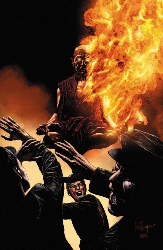 Harbinger: Bleeding Monk #0 Preview Released From Valiant