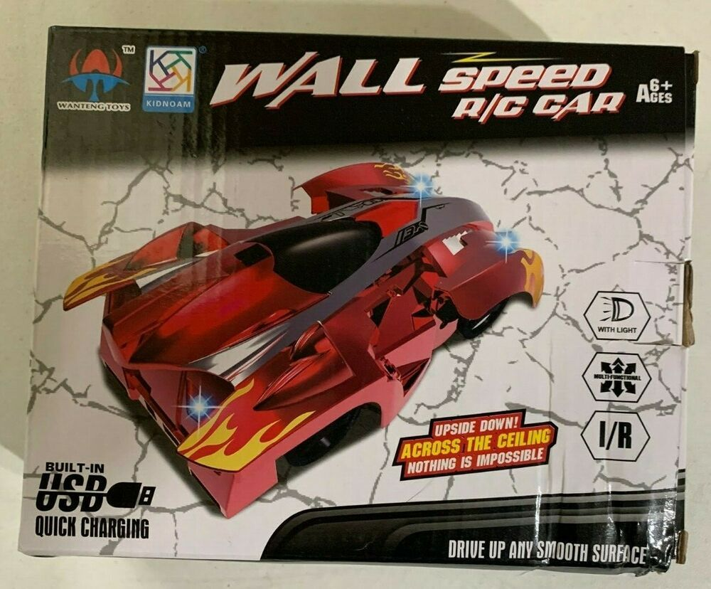 Wall Speed Remote Control Car WantengToysKidnoam in 2020