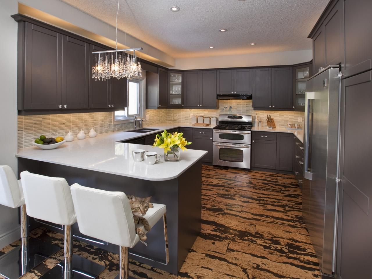 Cork Flooring Has Some Awesome Acoustic Insulating Properties And