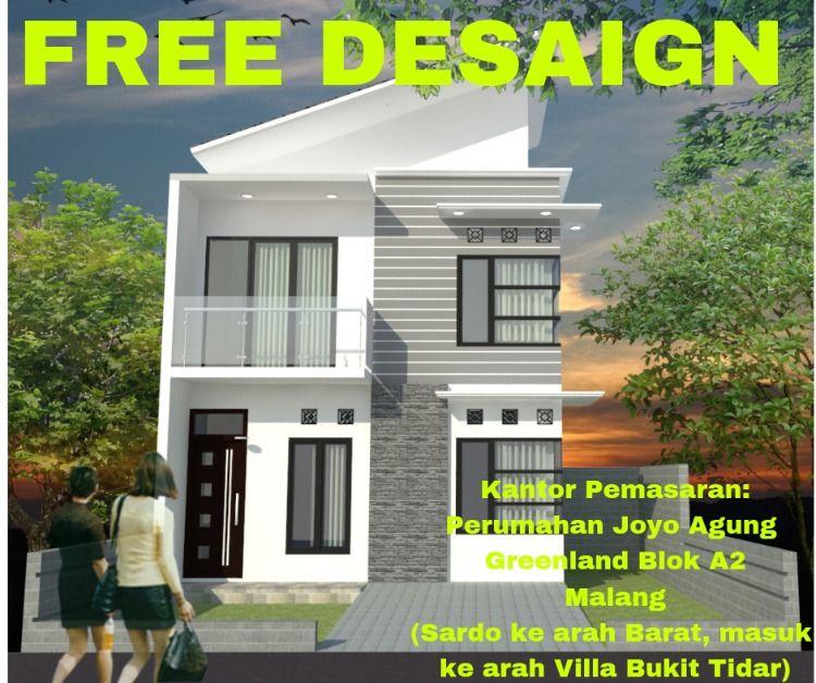 Rumah Cicilan Rendah Wa 62 852 5886 1864 Perumahan Murah Di Malang Rumah Rumah Mewah Kemewahan