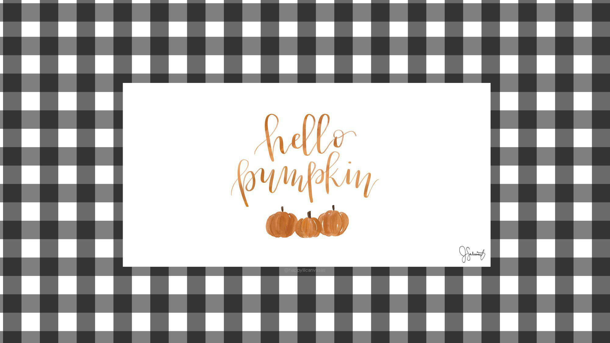 Cute Fall Desktop Background Desktop Wallpaper Pumpkin Calligraphy Autumn Computer Sc Desktop Wallpaper Fall Halloween Desktop Wallpaper Cute Desktop Wallpaper