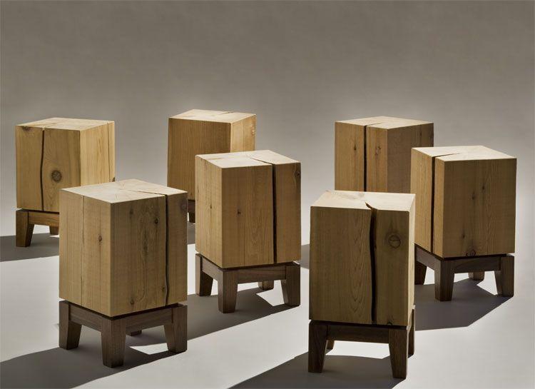 die besten 25 holzhocker ideen auf pinterest hocker hocker und holzverbindungen. Black Bedroom Furniture Sets. Home Design Ideas