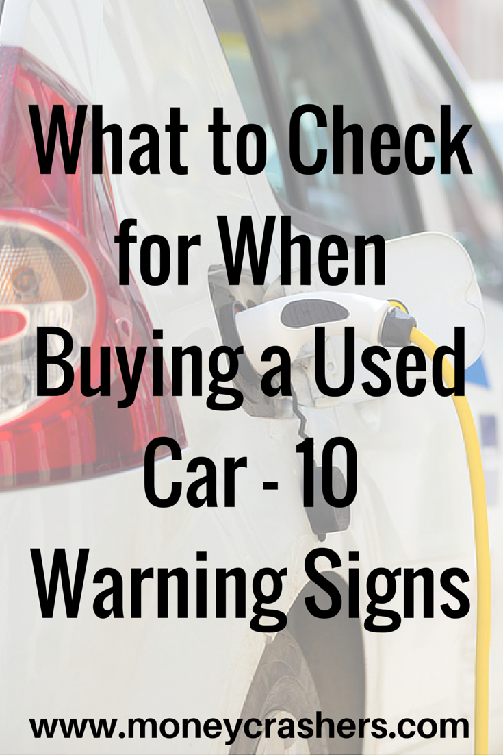 Photo of What to Check for When Buying a Used Car – 10 Warning Signs