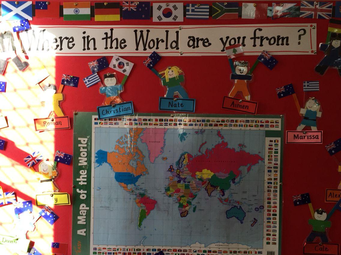 International Mindedness For Primary Classroom