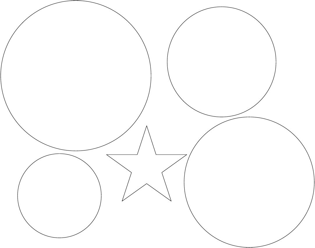 Captain America Soft Shield Template | Projects to Try | Pinterest ...