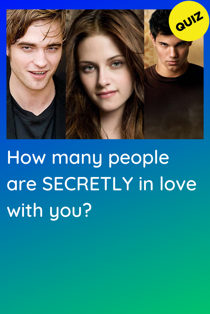 Personality Quiz: How many people are secretly in
