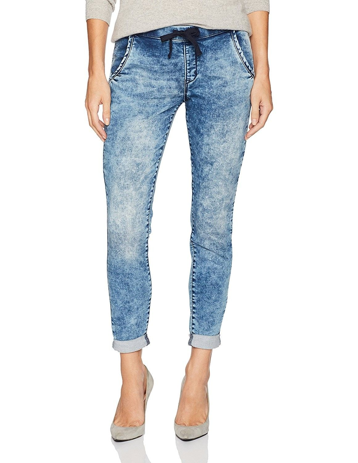 0d90edea90bc6 Women's Clothing, Jeans, Signature by Levi Strauss & Co. Gold Label Women's  Low Rise Jogger - Jasmine - CD184CQRWG5 #fashion #Jeans #women #outfits  #pants