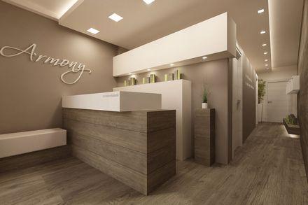 arredamento centro estetico nel 2019 design salone di
