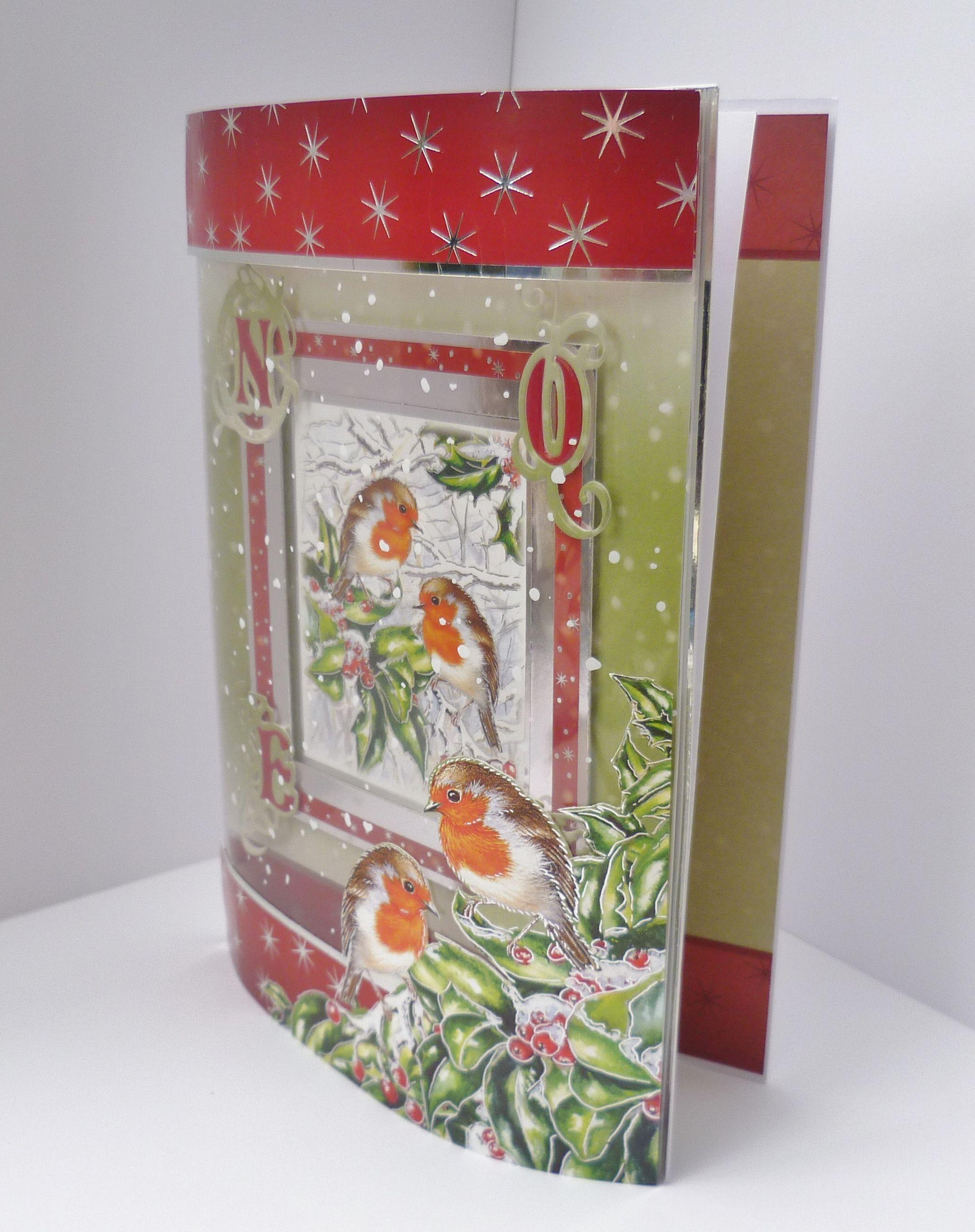 Tarjetas Navidad Hechas A Mano Postales De Navidad Hechas A Mano