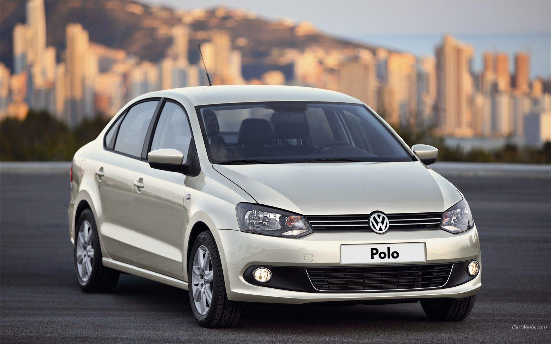 Ultra HD VW polo saloon 658 1920�1200