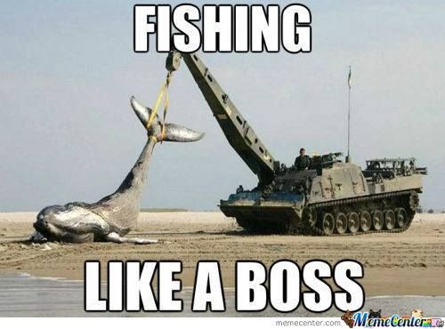 For more fishing humor check out our Facebook page and follow our