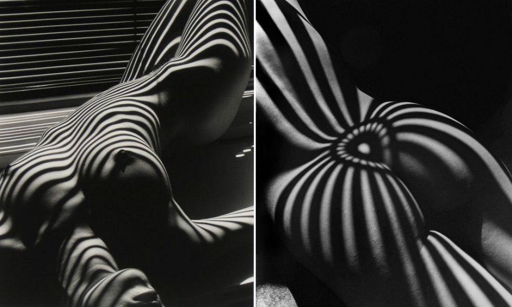Fotografias misturam elementos da natureza ao corpo feminino e o resultado são verdadeiras obras de arte